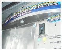 maquina vending de agua