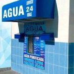 vending de agua purificada
