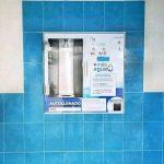 vending agua purificada