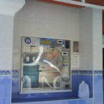 despachador vending de agua